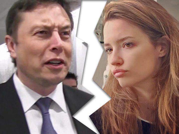 Elon Musk -- Strikes 2nd Divorce Settlement