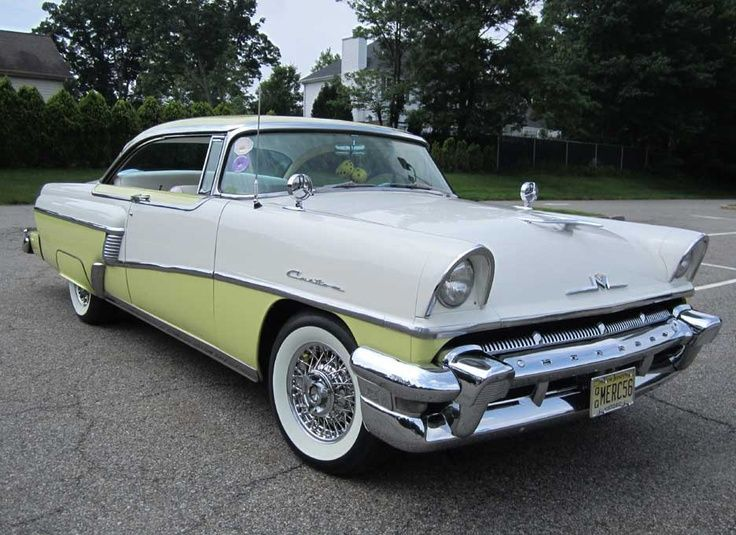 569 Best Classic Lincoln Mercury And 1956 57 Continental