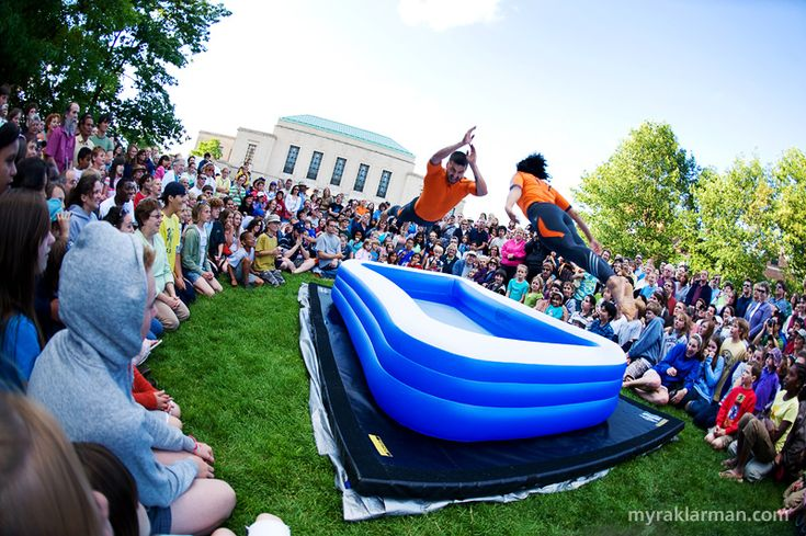 """Ann Arbor Summer Festival 2008 