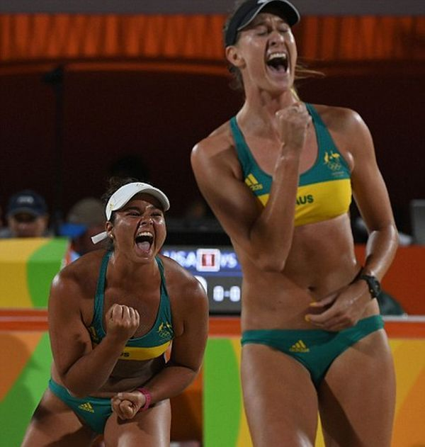 2016 Rio Olympics Female Volleyball Photos (21)