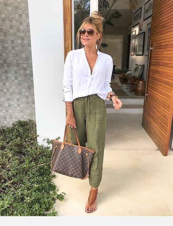 Nice bag and Summer glasses
