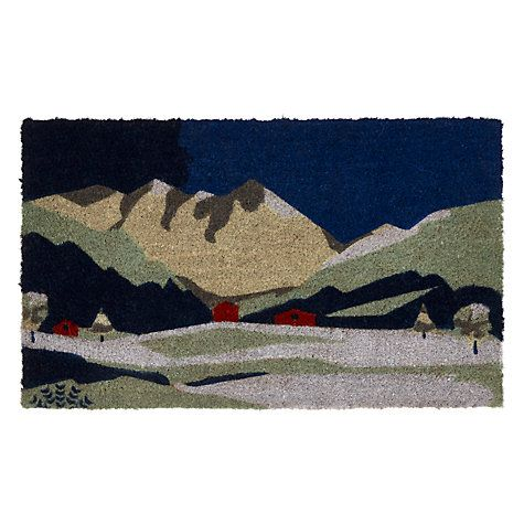 Buy John Lewis Chamonix Doormat Online at johnlewis.com
