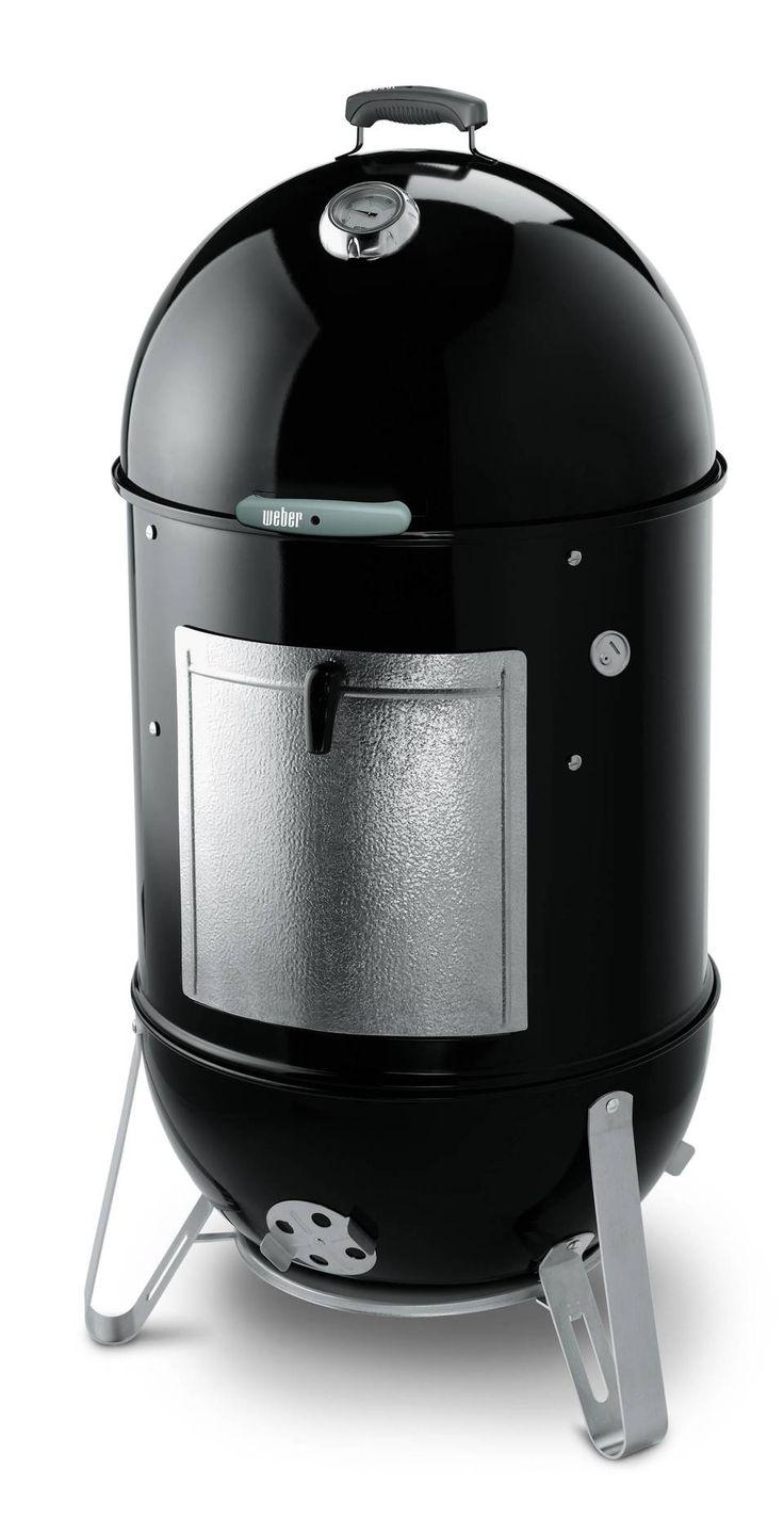 "Free 2-day shipping. Buy Weber 14.5"" Smokey Mountain Charcoal Smoker at Walmart.com"