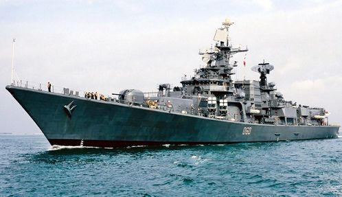 India's Most Dangerous Destroyers , Delhi-Class Destroyers in Service, Indian navy,Indigenous made