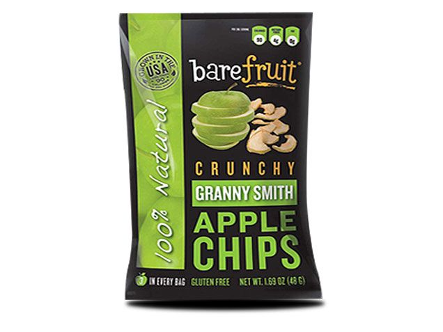 Made from apples and so yummy! Healthy Packaged Snacks for Kids-I village Fan Favorite winner