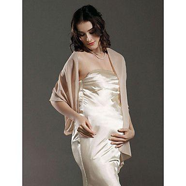 chiffon bruiloft / feest / 's avonds sjaal meer kleuren beschikbaar – EUR € 16.49
