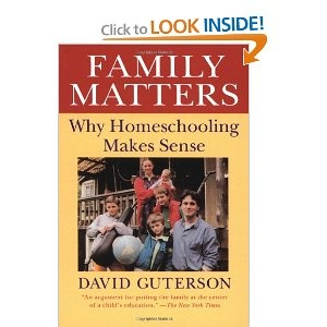 """Despite the paradox of his position as a public high school teacher in Washington State who advocates home schooling (and provides it for his three sons), Guterson mounts a strong challenge to """"the doctrine of school's necessity."""""""