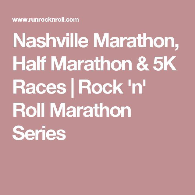 Nashville Marathon, Half Marathon & 5K Races | Rock 'n' Roll Marathon Series