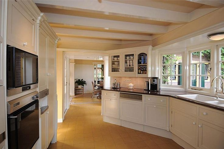 Beautiful traditional kitchen straight from Holland, Blaricum
