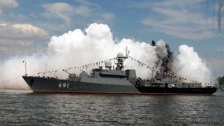 Военный флот России. Грустный взгляд в будущее. Часть 7. Малые ракетные » Военное обозрение