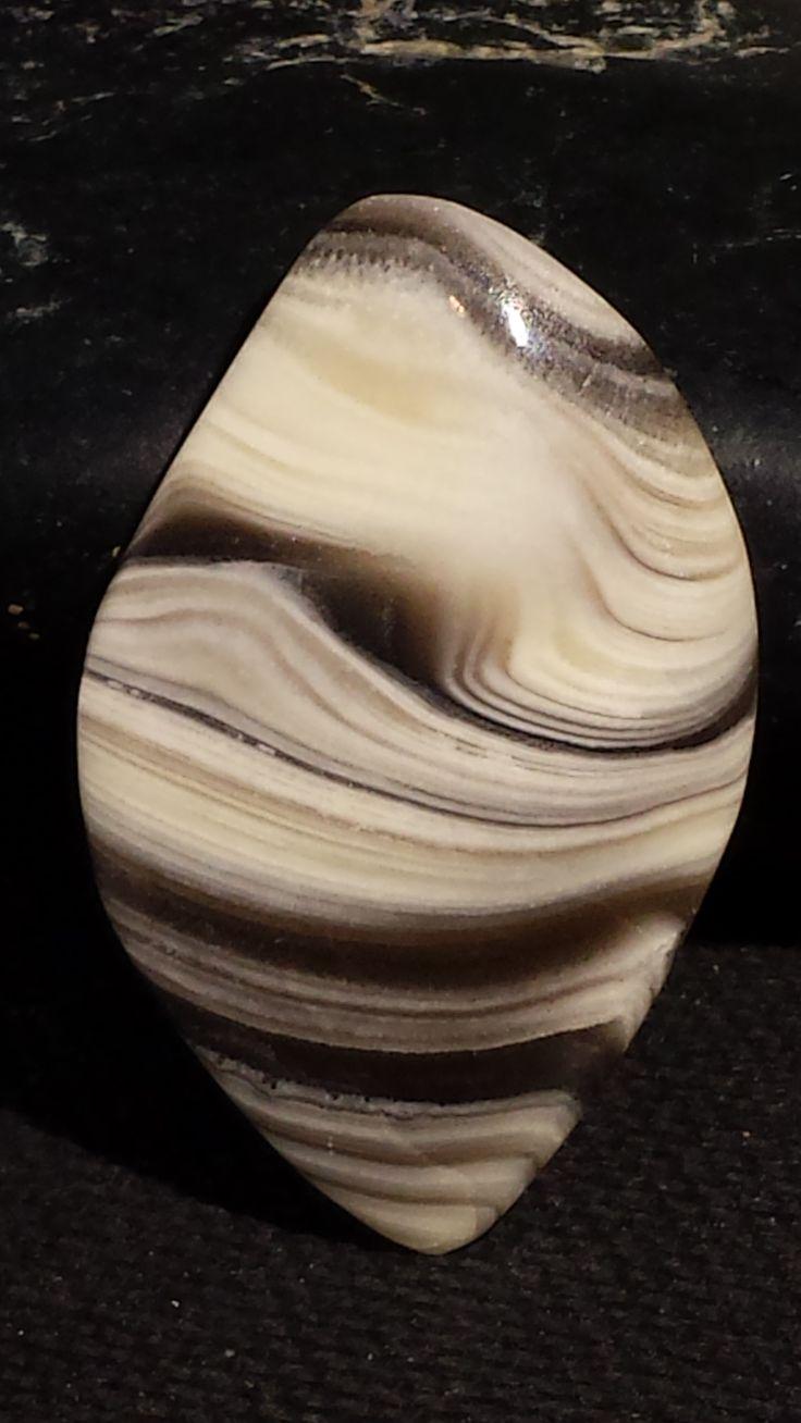 Silver Onyx by Cyndi Wolke
