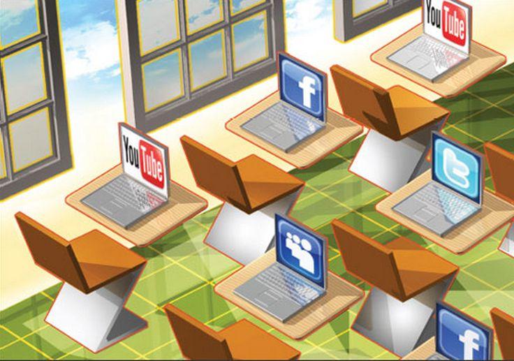 Teachers Guide to Teaching Using Social Media ~ Educational ...
