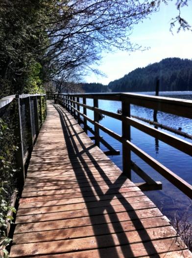 Featured Run: Westwood Lake Nanaimo, British Columbia, Canada