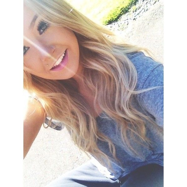 tumblr teen blonde
