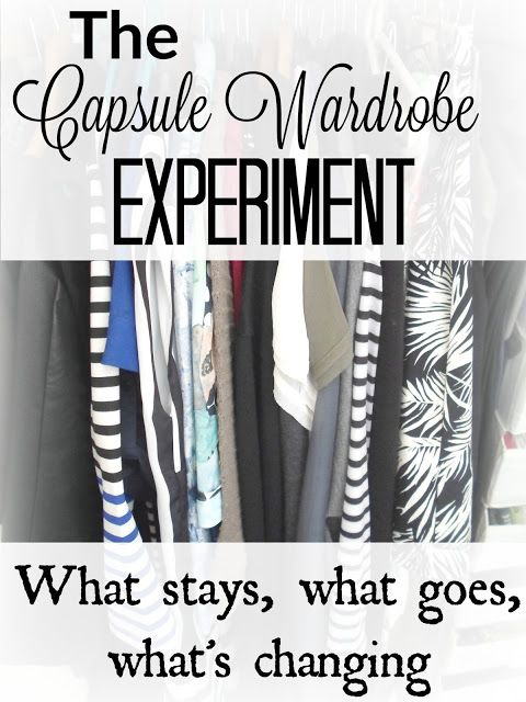 The Capsule Wardrobe - What Is Leaving, What is Changing, What is Staying | Funky Jungle