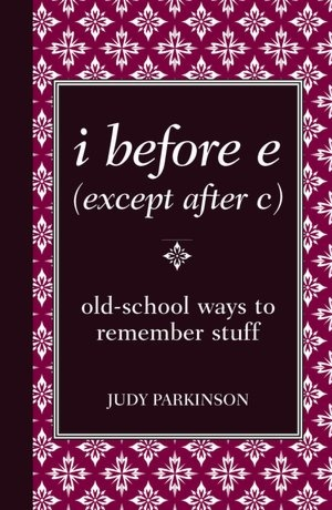 Old-school ways to remember stuff