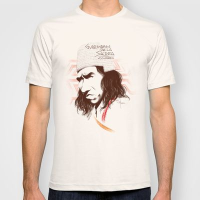 Arhuaco T-shirt by Sant Toscanni - $22.00