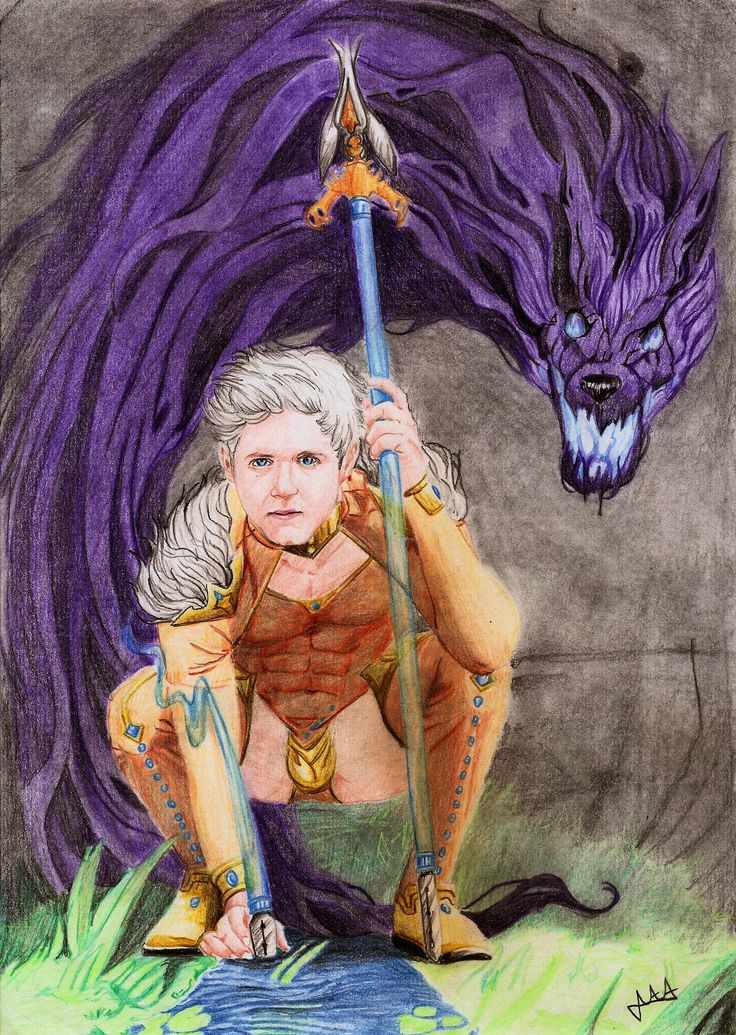 1D eternal hunter Niall Horan
