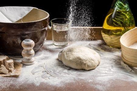 Kelt tésztát is lehet egészséges alapanyagokból készíteni!