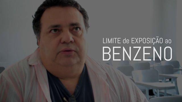 Entrevista sobre Benzeno com Danilo Fernandes Costa - auditor fiscal do trabalho do MTE