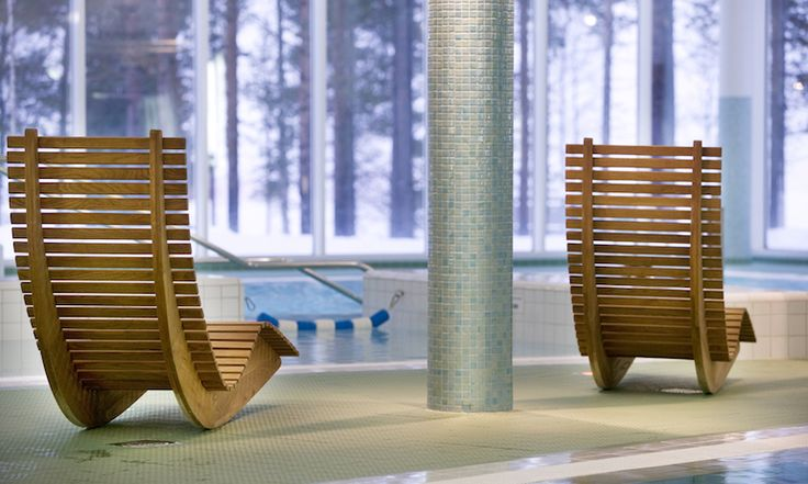 Enjoy a spa break with Holiday Club Resorts and enter our competition to win a winter wonderland stay in one of their resorts in Finland | Pic: KuvankŠyttš ja julkaisuoikeus on vain Holiday Club Finland Oy:llŠ. Kuvan luovuttaminen kolmannelle osapuolelle pidŠtetŠŠn.