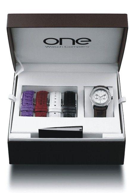 Relógio One Luxury Box - OL3102IC92E
