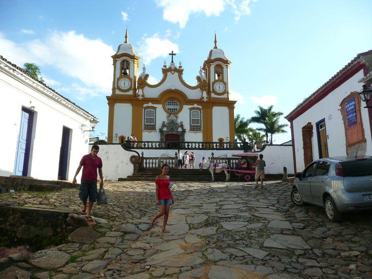 Tiradentes'10, Brazil