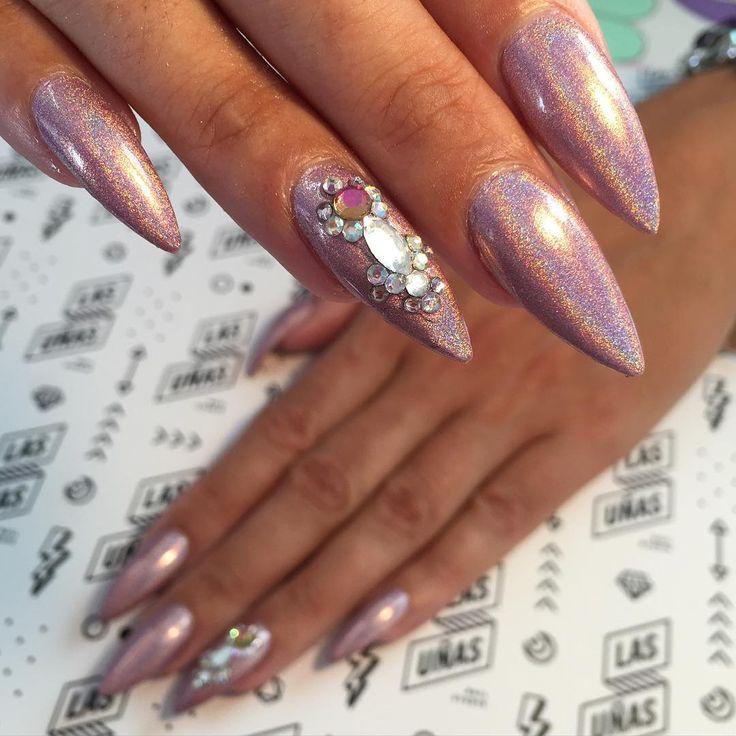 Mejores 163 imágenes de Nails en Pinterest | Belleza, Diseño de uñas ...
