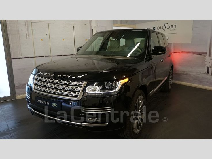 LAND ROVER RANGE ROVER IV 5.0 V8 SUPERCHARGED AUTOBIOGRAPHY SWB 2015 Essence occasion - Le port marly - Yvelines 78
