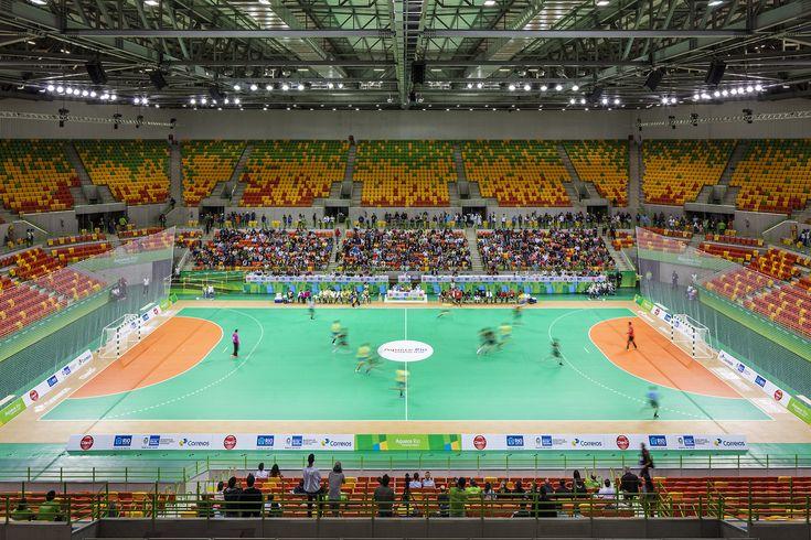Gallery of Rio 2016 Olympic Handball Arena / OA | Oficina de Arquitetos + LSFG Arquitetos Associados - 6