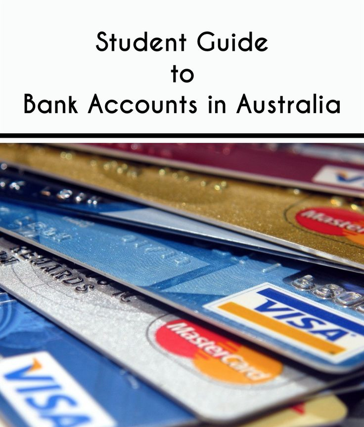 Student guide to bank account in Australia