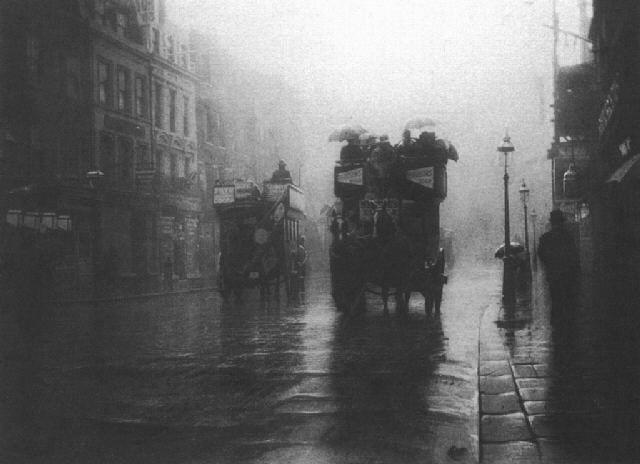 Leonard Misonne, Memory of London, 1899