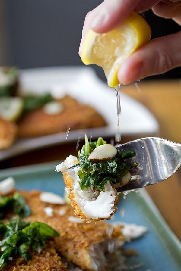 Croccante pesce fritto in padella (Via Il Grembiule Cozy)