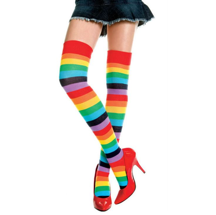 Fashion Sexy Thigh High Over The Knee Socks Long Cotton pantyhose Stockings For women ladies Women socks&hosiery S022