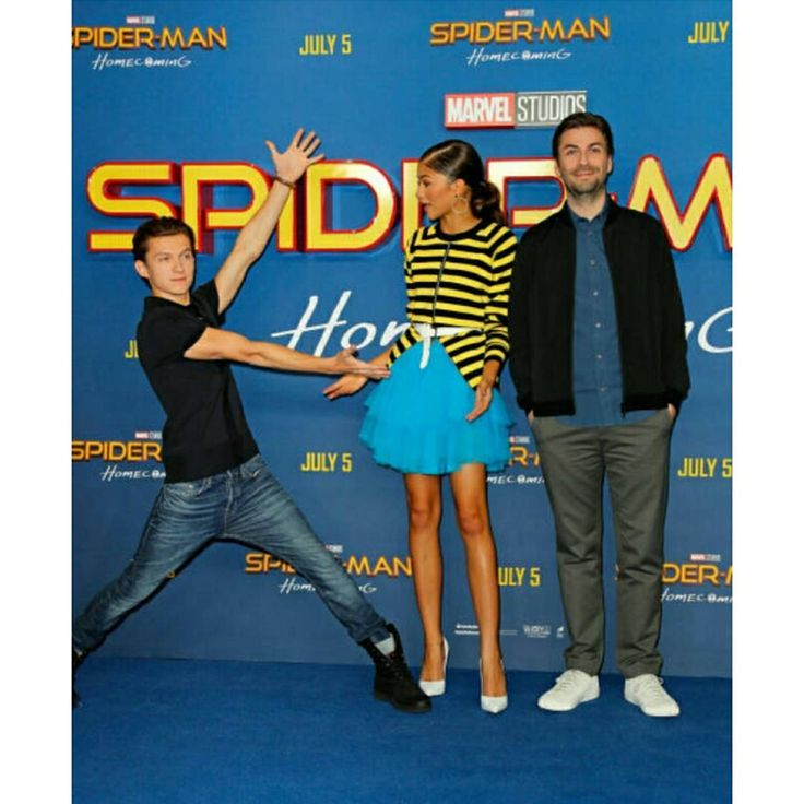 """[NEW] Tom attends the """"Spider-Man: Homecoming"""" photocall at The Ham Yard Hotel today in London, England! @tomholland2013 