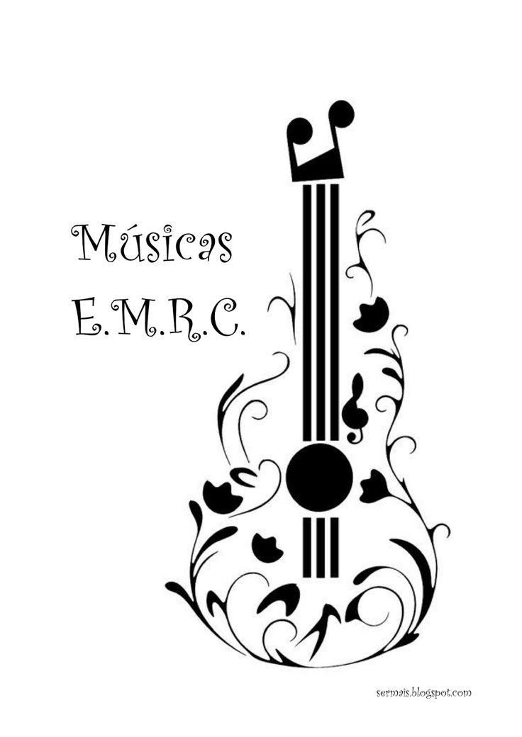 Ser Mais! Capa para as Músicas de EMRC