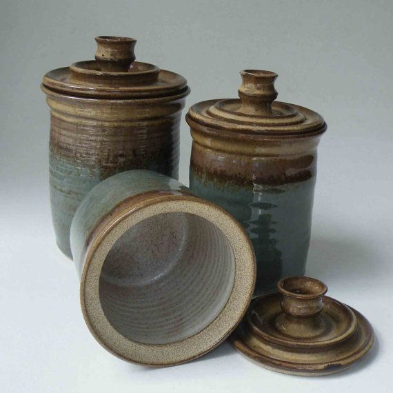 Best 25+ Rustic Bathroom Canisters Ideas On Pinterest