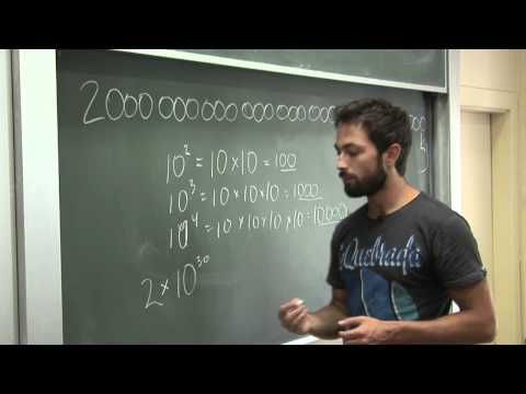 Scientific Notation Video  Also see this website....http://www.youtube.com/watch?NR=1=aFv3DNgPhsQ=endscreen
