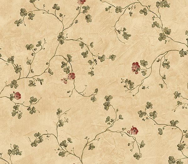 Primitive Country Wallpaper | Wallpaper Is Prepasted And Has A 20 5 Inches  Pattern Repeat Wallpapers