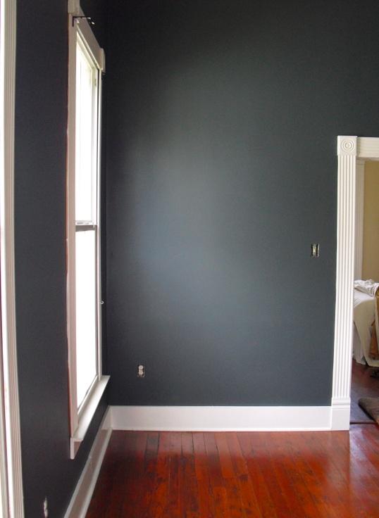 Love This Color Valspar Cobalt Cannon Master Bedroom
