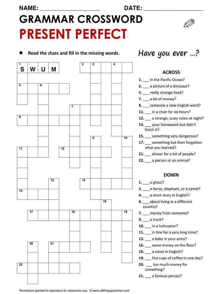 English Grammar Present Perfect Simple www.allthingsgrammar.com/present-perfect-simple.html                                                                                                                                                                                 Más