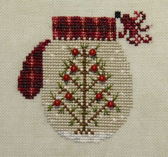 Tiny Tree Mitten from The Cricket Collection! - Our Gift to You!