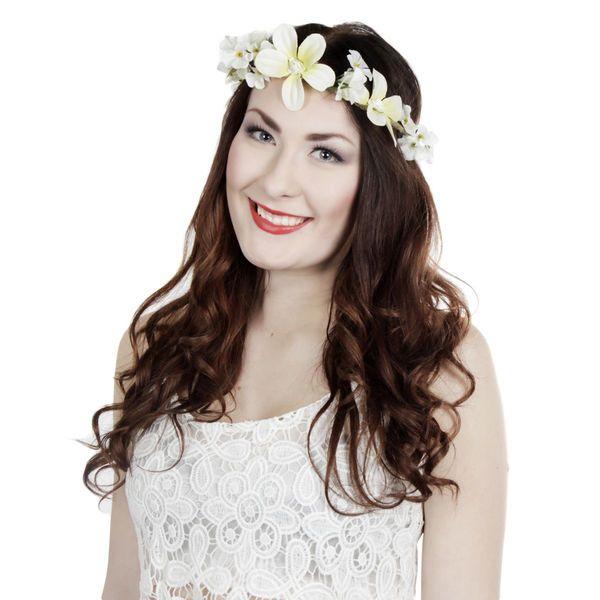 Kukkapanta -Valkoiset Kukat   Cybershop