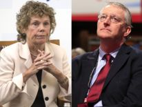 Hilary Benn will oversee the Brexit accountability committee - he defeated Kate Hoey