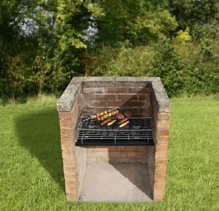 25+ best ideas about steingrill on pinterest | grillstein, Best garten ideen