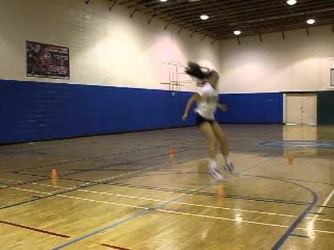 ▶ Sarah McGough Agility & Strength Training - YouTube