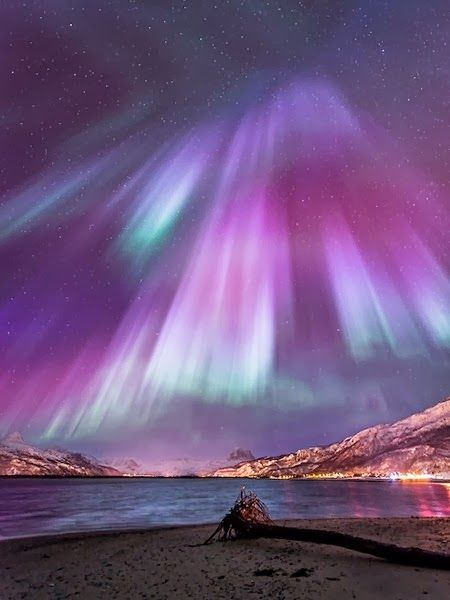 Amazing Photography !!! - Celestial View.