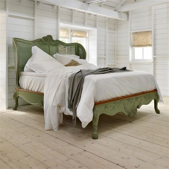 Lee Caroline - A World of Inspiration: French Beds - French style bedrooms