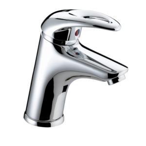 Good Bristan tap range: Java Basin Mixer with Clicker Waste