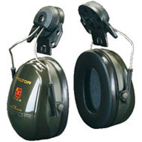Peltor Helmet Optime 2 Ear Muffs